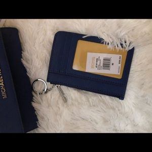 Michael Kors Bags - Michael Kors wallet with keychain